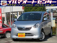 ミライースX メモリアルエディション ワンオーナー車 純正地デジ付ナビ