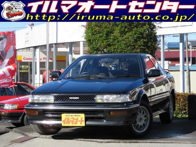 トヨタ GT APEX92レビン 5速MT ノーマル車 サンルーフ