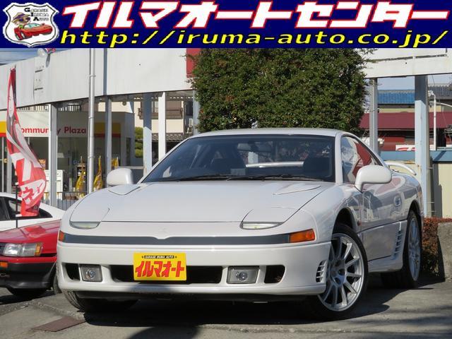 GTO(三菱) ツインターボ 中古車画像