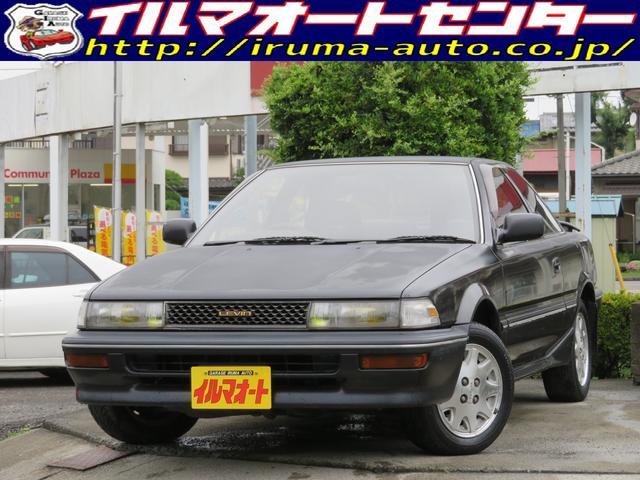 トヨタ GT APEX5速MT 1オーナー AE92レビン 記録簿付