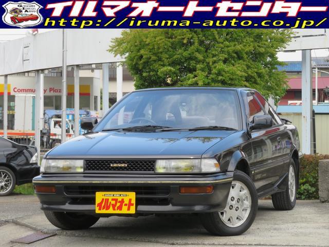 トヨタ GT APEX リミテッド AE92レビン 4速オートマ