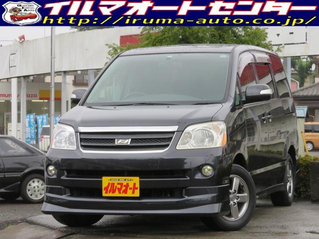 トヨタ X 両側パワースライドドア サンルーフ 純正エアロ HID付