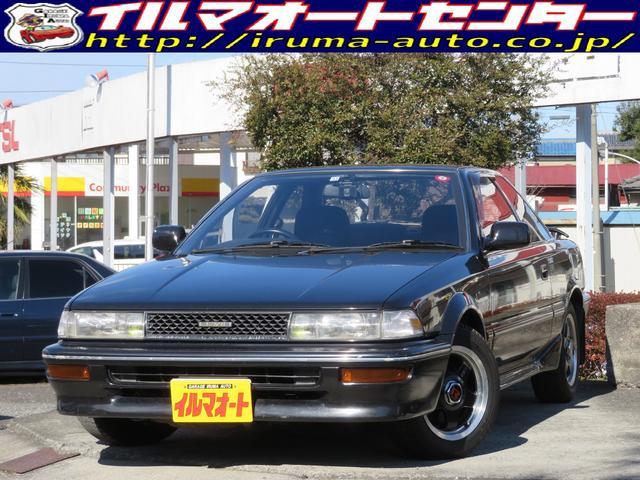 トヨタ カローラレビン GT APEX 5速MT/AE92トムスレビン/全国限定500台シリアルプレート付/TOM'S専用アルミ/TOM'S専用ステアリング/パワステ付/記録簿付