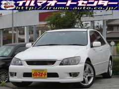 アルテッツァAS200 Zエディション /後期型/6速マニュアル/HIDヘッドライト/純正エアロパーツ付/純正アルミ/