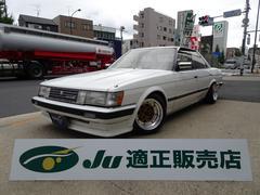 マークIIグランデ ツインカム24 純正5速 実走行3万キロ台 SSR