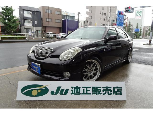 トヨタ VR25 純正5速MT BBS18incAW 純正フルエアロ