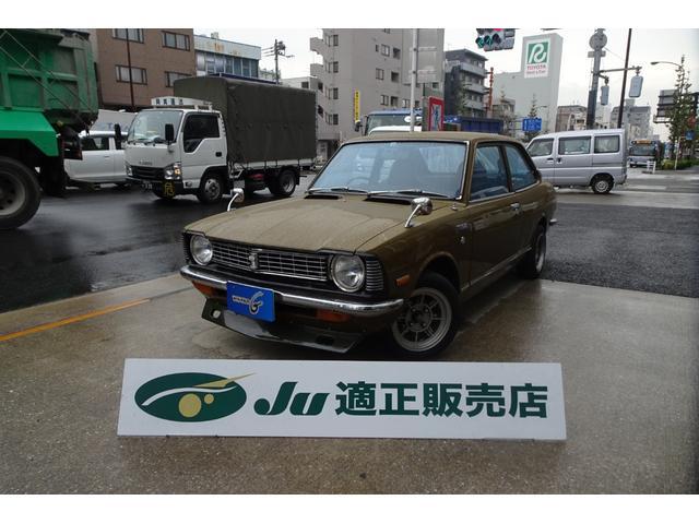 トヨタ DX 4速MT ソレックス40Φ タコ足 13incAW