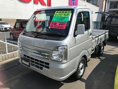 キャリイトラックKCスペシャル 4WD 5MT 未使用車