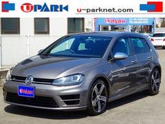 VW ゴルフRベースグレード ACC サイドアシスト レーンキープ 黒革