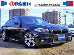 BMW523i MスポーツP フルセグHDD Bカメラ 19AW