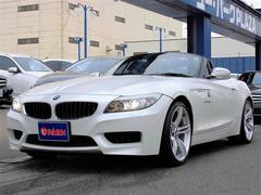 BMW Z4sDrive20i Mスポーツ 茶革 HDDナビ 1オーナー