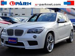 BMW X1xDrive 25i Mスポーツpkg HDDナビ 20AW