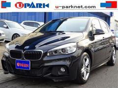 BMW218iアクティブツアラーMスポーツ NEWiDriveナビ