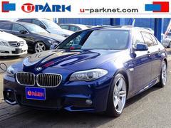 BMW528i 30thアニバーサリーED 限定200台 HUD
