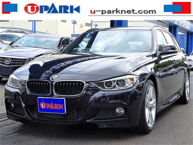 BMW 320d TRW Mスポーツ 黒革 ACC インテリセーフ