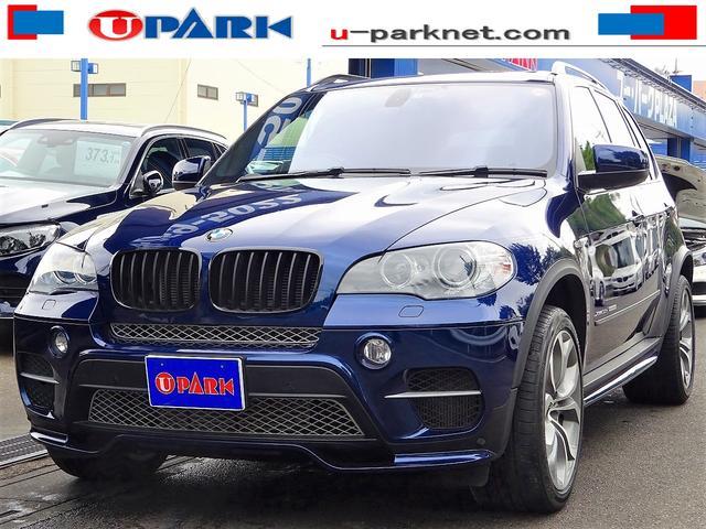 BMW xDrive35d BPダイナミックススポーツP 後期 SR