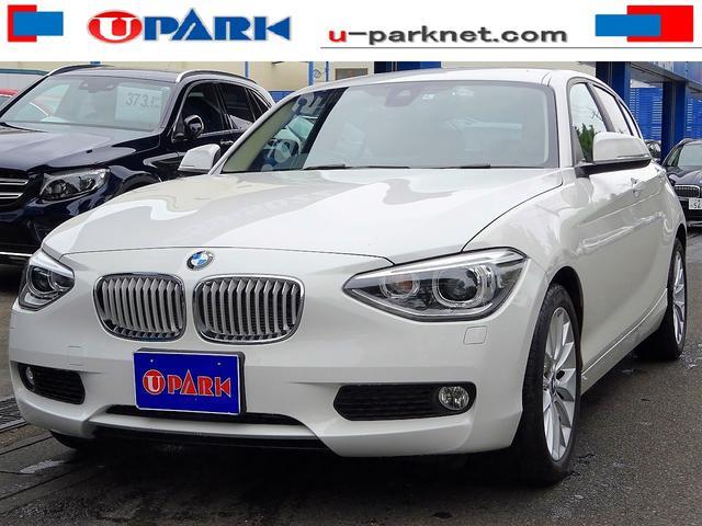 BMW 116iファッショニスタ 限定470台 1オナ ベージュ革
