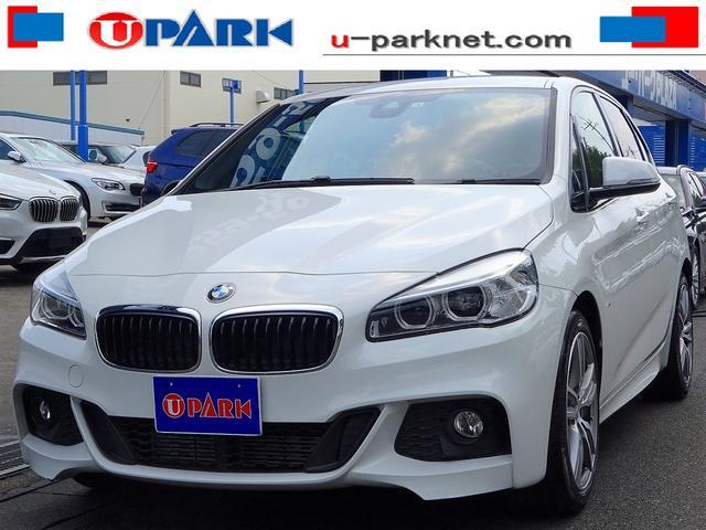 BMW 218i AツアラーMスポーツ インテリS OP18AW