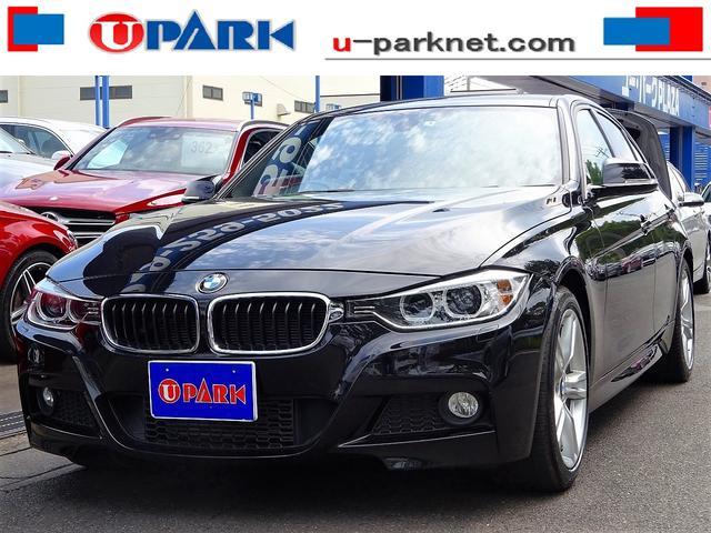 BMW 320i Mスポーツ iDriveナビBカメラ パドルシフト