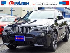 BMW X4xDrive35i Mスポーツ SR 白革 ACC LED