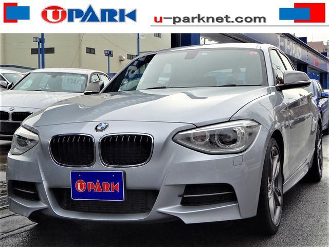 BMW M135i 1オナ iDriveナビ Bカメラ パドルシフト