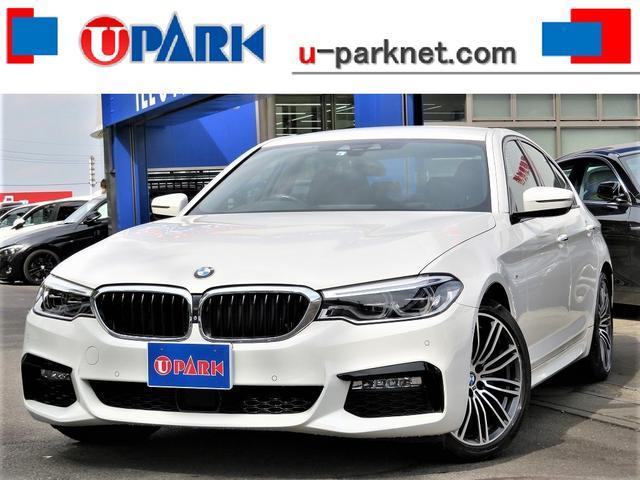 BMW 523d Mスポーツ ハイラインパッケージ コンフォートPKG・黒革・3Dビュー・ACC・BSM・NewiDriveナビ・DTV・Cソナー・スマキー・LEDライト・全席シートヒーター・ベンチレーションシート・パドルシフト・PバックD・記録簿