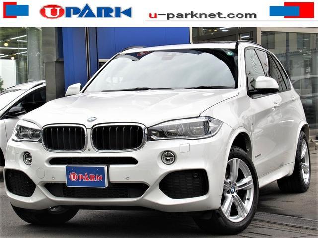 BMW xDrive 35d Mスポーツ セレクトPKG・1オーナー・SR・黒革・全周囲カメラ・インテリS・NewiDriveナビ・LEDライト・Pバックドア・Cソナー・ソフトクロージャー・全席シートヒーター・スマキー・パドルシフト記録簿