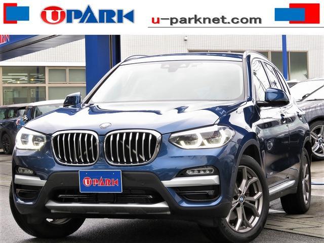 BMW X3 xDrive 20d Xライン 茶革・インテリS・ACC・3Dビューカメラ・NewiDriveナビ・DTV・LEDライト・BSM・LDW・19AW・Cソナー・スマキー・Pアシスト・Pバックドア・ドラレコ・BTオーディオ・記録簿