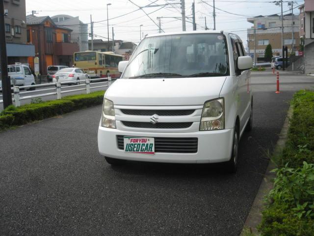 スズキ ワゴンR FX・キーレス・電動格納ミラー (車検整備付)