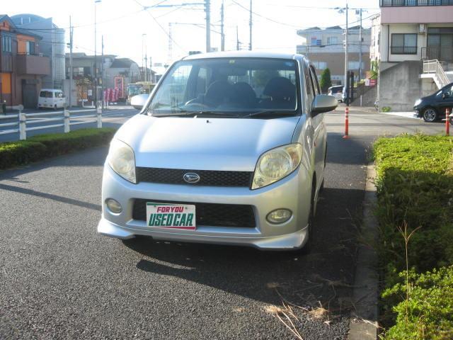 ダイハツ MAX X・CD・キーーレス・エアーバック (車検整備付)