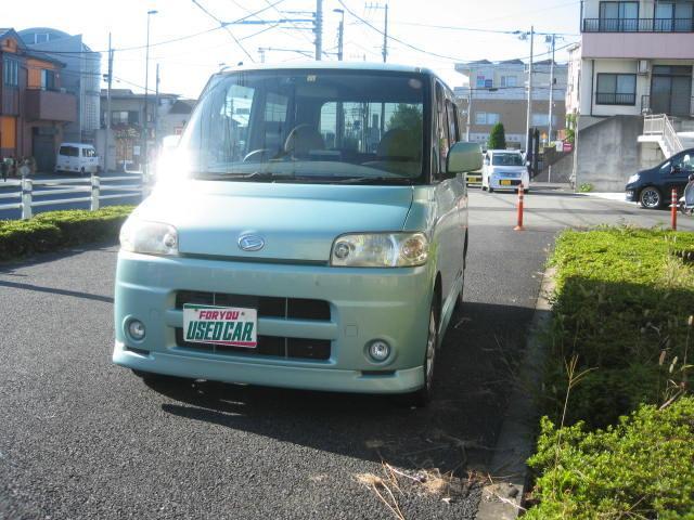 ダイハツ タント Xターボ・ナビ・ETC (車検整備付)