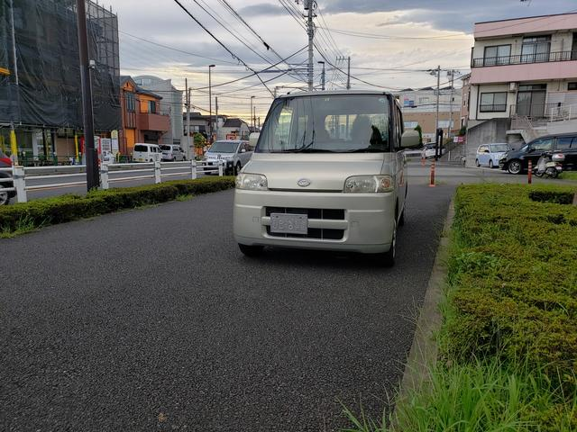 ダイハツ タント X・ナビ・DVD