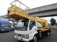 エルフトラック高所作業車 アイチ 22.1m