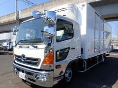 レンジャー 低温冷凍車 ワイド エアサス パワーゲート 積載2.4t(日野)