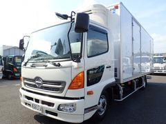 レンジャー低温冷凍車 ワイド エアサス パワーゲート 積載2.85t