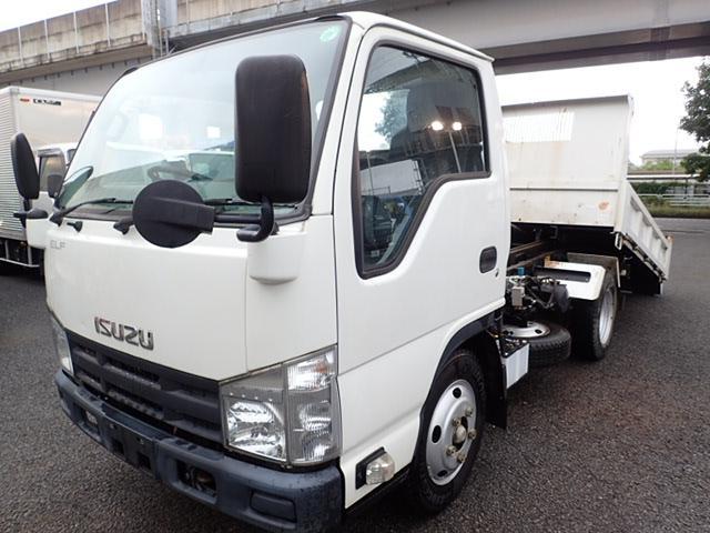 いすゞ セーフティーローダーダンプ 3t4ナンバー