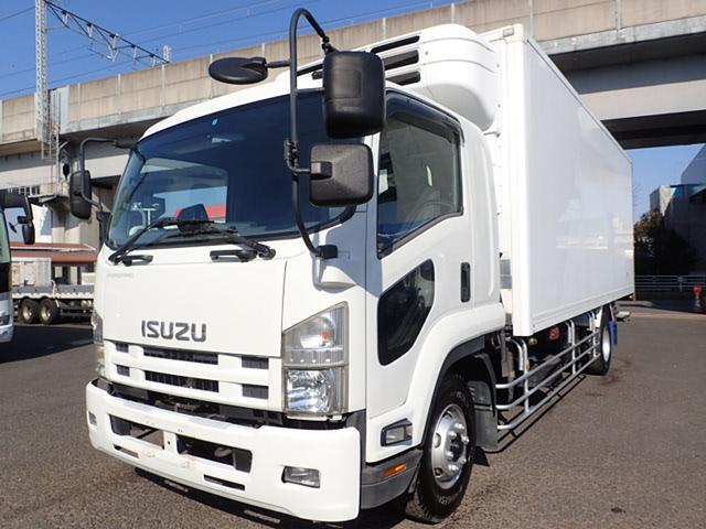 いすゞ 中温冷凍車 -5℃設定 パワーゲート 積載5.4t