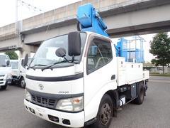 ダイナトラック高所作業車 エスマック 9.9m バケット200kg