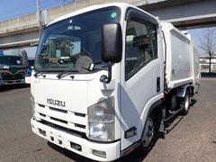 エルフトラックプレスパッカー 4.3立米 積載2t