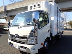 デュトロ低温冷凍車 高床ワイドロング パワーゲート 積載3t