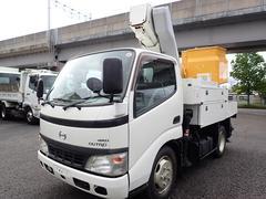 デュトロ高所作業車 アイチ 9.7m 電工仕様 4WD