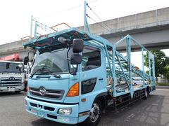 レンジャー4台積みキャリアカー 積載6.4t