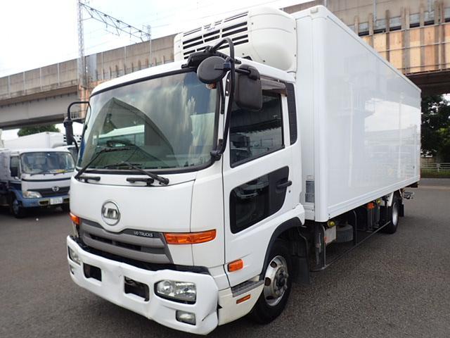 UDトラックス 低温冷凍車 パワーゲート 積載2.9t
