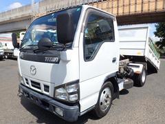 タイタントラックセフティーローダーダンプ 3t4ナンバー 積載3t