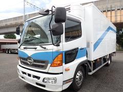 レンジャー低温冷凍車 パワーゲート 積載3.15t
