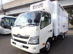 デュトロ低温冷凍車 高床ワイドロング パワーゲート 積載2t