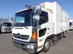 レンジャー低温冷凍車 エアサス パワーゲート 積載2.5t