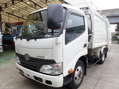ダイナトラックプレスパッカー 4.3立米 積載2t
