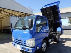 タイタントラック強化ダンプ 高床 積載2t