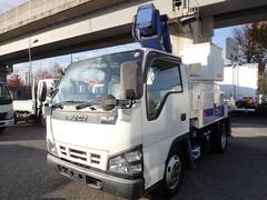 エルフトラック高所作業車 タダノ 9.9m 電工仕様